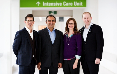 FSH ICU trainees shine in recent fellowship examinations